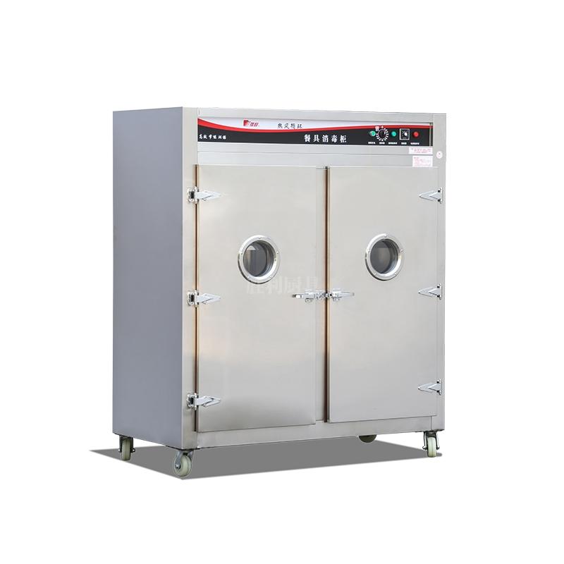 YDCX-9AF 不锈钢热风循环餐具消毒柜