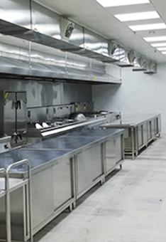 厨房工程案例